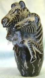 Zebra Crossing Ebony
