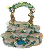 Fairy Woodland Scene Displayer