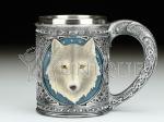 Mug - wolf head