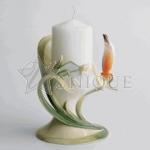 Papillon butterfly design: Pillar Candleholder