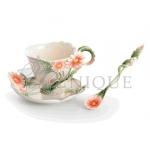 Floral Blossoms: Cup & Saucer set