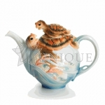 Turtle Bay Tea pot