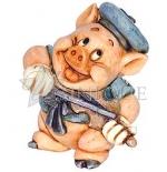 Fiddler Pig