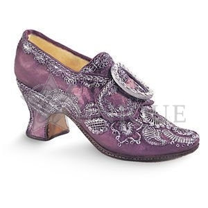 Martha Washington Wedding Shoe