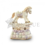 Rocking Horse Treasure Box