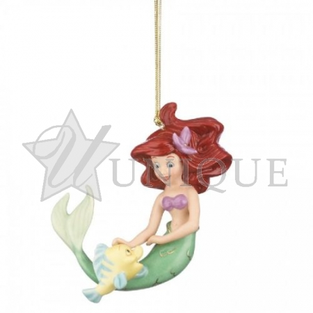 Ariel's Best Friend Ornament