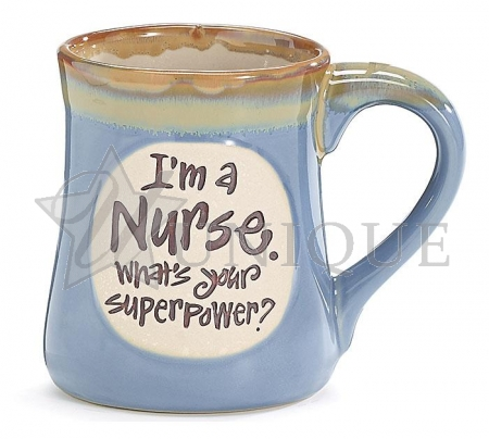 MUG NURSE SUPERPOWER