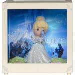 """Cinderella"" Resin/Vinyl LED Shadow Box"