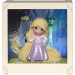 """""""Rapunzel"""" Resin/Vinyl LED Shadow Box"""
