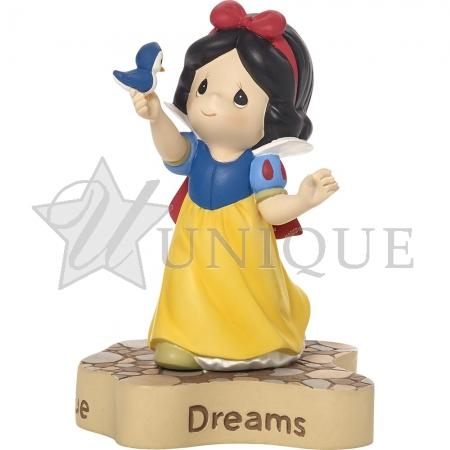 "Snow White Figurine ""Dreams Really Do Come True"""