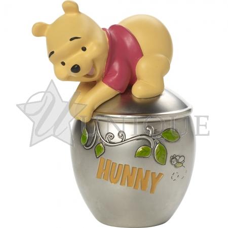 """Disney Winnie The Pooh Trinket Box """"Hunny Pot"""""""