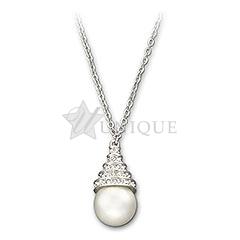 e45abdbf2c6db Swarovski Crystal: Perpetual Drop Necklace - Unique Gifts