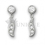 Sparkle Pierced Earrings
