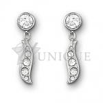 Sparkle Pierced Earrings
