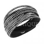 Slake Black Bracelet