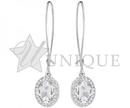 e58fd3545 Swarovski Crystal: Christie Long Pierced Earrings - Unique Gifts