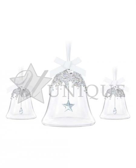 Christmas Bell Ornament Set 2016