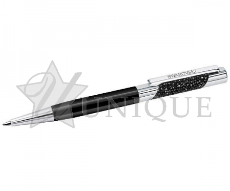 Eclipse Agenda Ballpoint Pen, Black