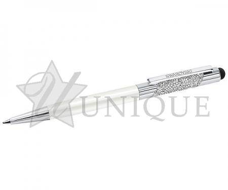 Eclipse Stylus Ballpoint Pen, White