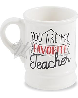 Favorite Teacher Mug