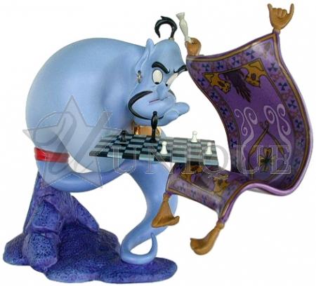 Genie: I'm Losing to a Rug