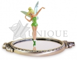 Tinker Bell Pauses to Reflect