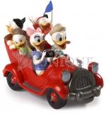 Disneyland 50th Anniversary - Donald, Daisy & Donald's Nephews