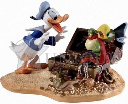 Donald and Yellow Beak: Pirate Gold