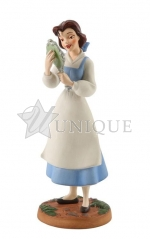 Belle: He's Really Kind and Gentle.  He's My Friend
