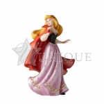 Aurora as the Briar Rose
