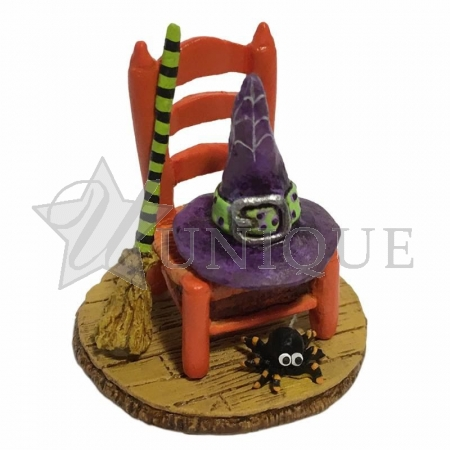 Witchy's Hip Hat & Broom