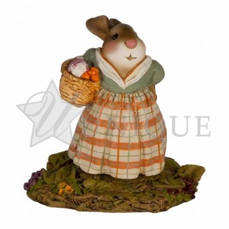 Mrs. Harvest Bunny