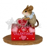His Secret Valentine Box