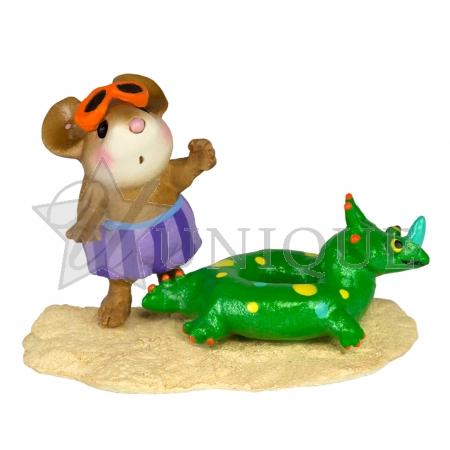 Tiny Tubie - Dinosaur*