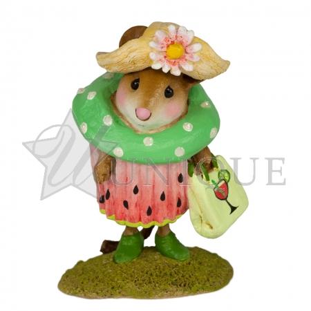 Watermelon Cupcake Treat*
