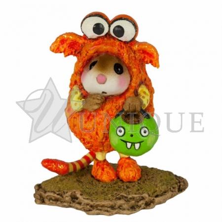 L'il Monster in October Orange*