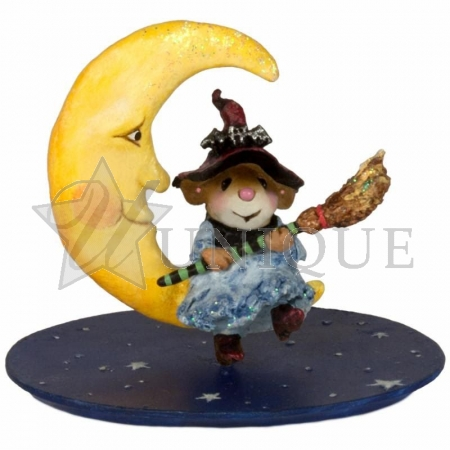 Broom to the Moon!