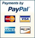 PayPal transactions are fast and safe